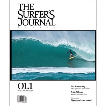 THE SURFERS JOURNAL BRASIL VOLUME 1 NÚMERO 1 MAI / JUN 2012