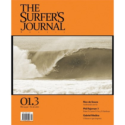THE SURFERS JOURNAL BRASIL VOLUME 1 NÚMERO 3 SET / OUT 2012