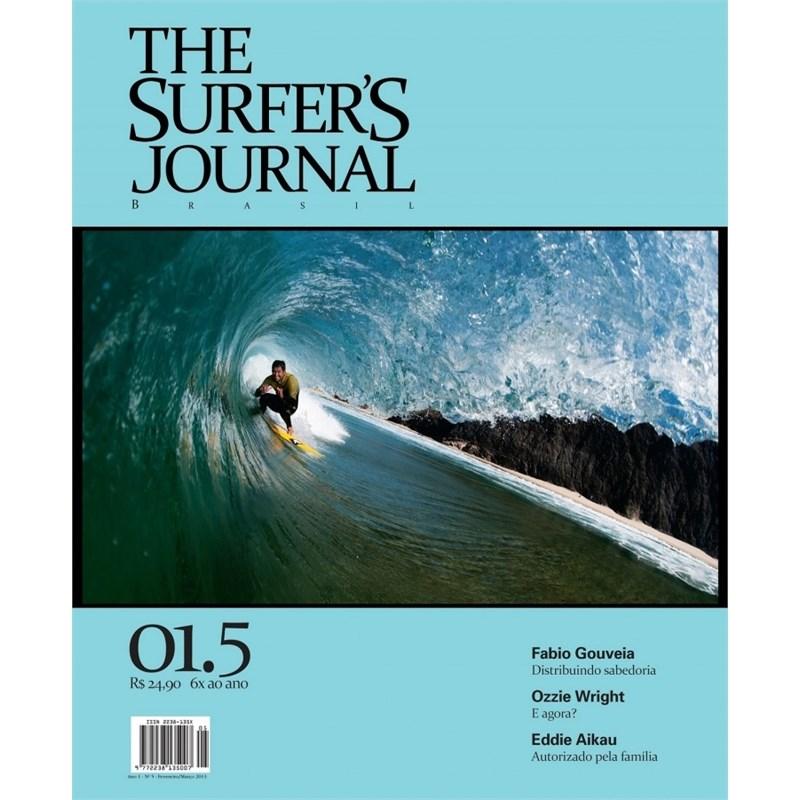 THE SURFERS JOURNAL BRASIL VOLUME 1 NÚMERO 5 FEV/ MAR 2013