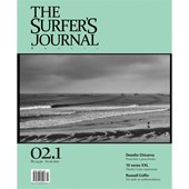 THE SURFERS JOURNAL BRASIL VOLUME 2 NÚMERO 1 JUN/JUL 2013