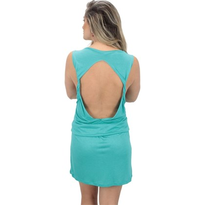 Vestido Hang Loose Peace Verde