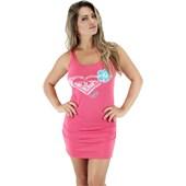 Vestido Roxy Honolulu Coral