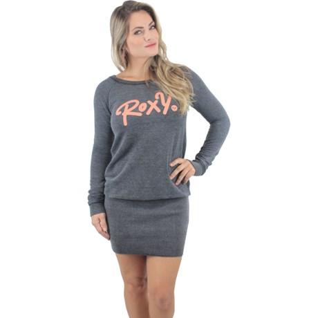 Vestido Roxy Love The Sea Dark Midnight
