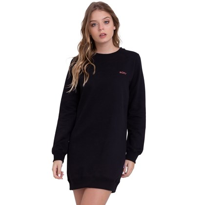 Vestido Roxy Peace Of Mind Black