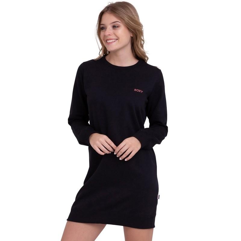 Vestido Roxy Peace Of Mind Black