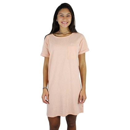 Vestido Vans Paradise Dress Muted Clay Heather