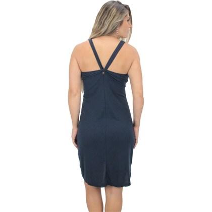 Vestido Volcom Lay It Down Azul Marinho
